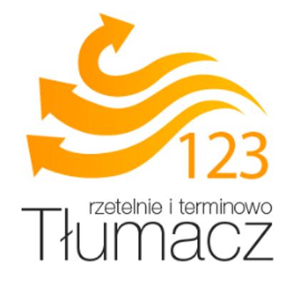 Biuro Tłumaczeń 123 Sp. z o.o.