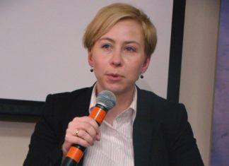 Katarzyna Urbańska, Dyrektor Departamentu Prawnego Polskiej Konfederacji Pracodawców Prywatnych Lewiatan