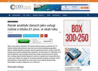 300 x 250 reklama box CEO Magazyn Polska