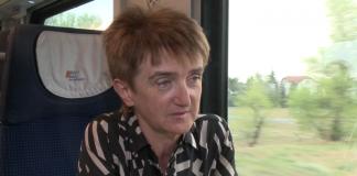 Maria Wasiak, pełniąca obowiązki prezesa zarządu PKP