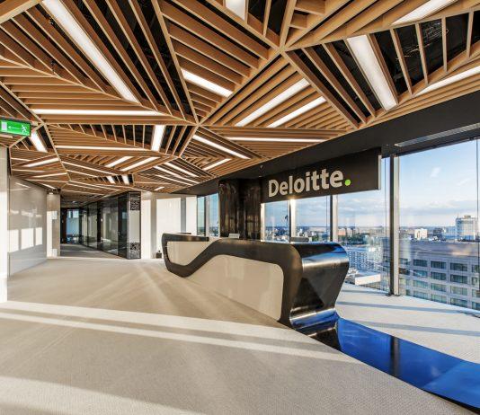 Deloitte biuro