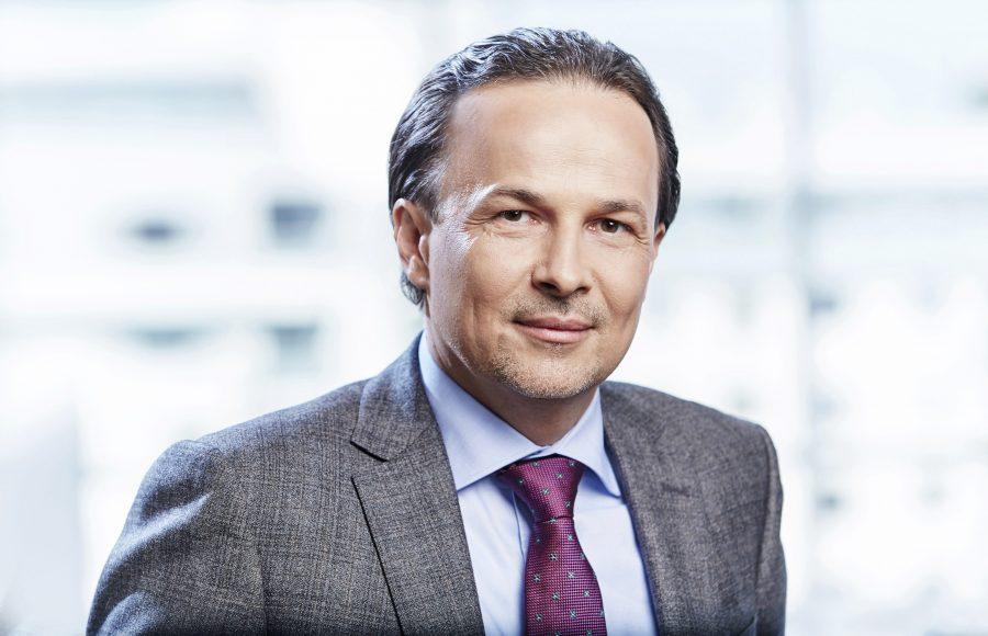 Tomasz Bogus, Prezes Zarządu Banku BGŻ BNP Paribas