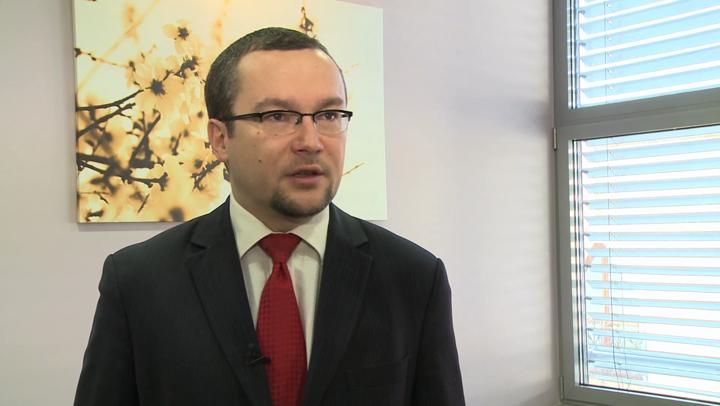 Artur Skiba, dyrektor zarządzający Antal International