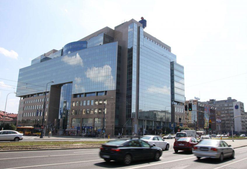 Siedziba Centrali PKO Banku Polskiego