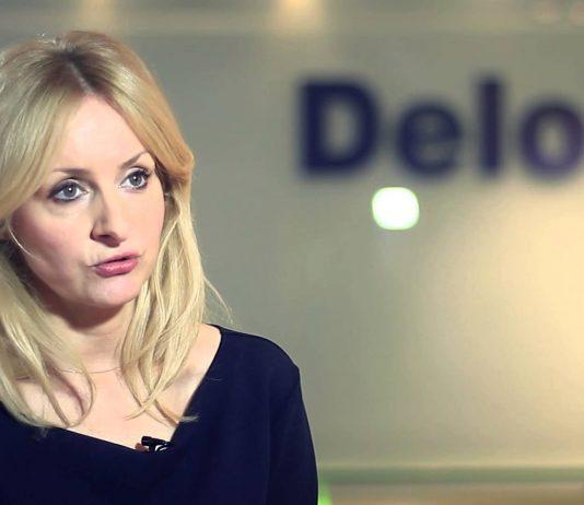 Magdalena Burnat-Mikosz, Deloitte
