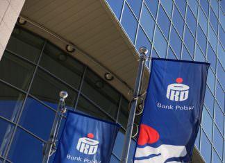 Centrala banku PKO BP w Warszawie