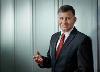 Zbigniew Jagiello Prezes Zarządu Banku PKO BP