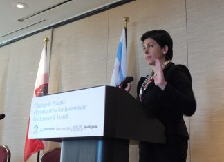Beata Stelmach, wiceminister spraw zagranicznych