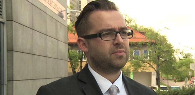 Bartosz Komasa, przedstawiciel Bank of China