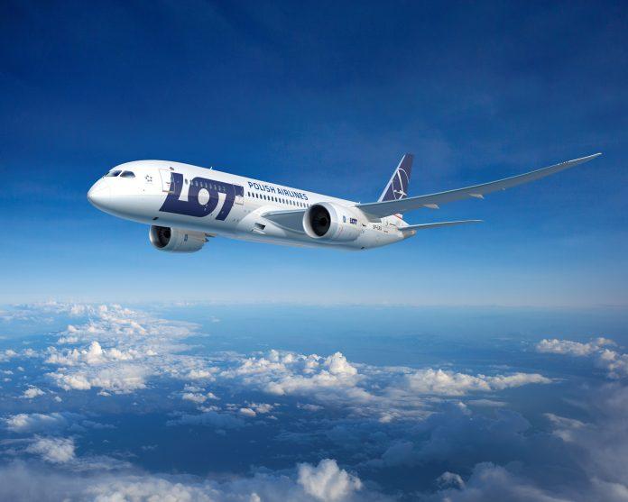 LOT 787 samolot