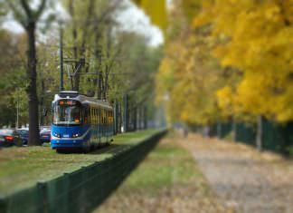 kraków tramwaj