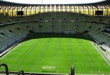 stadion piłka nożna