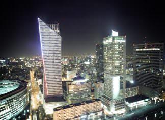 warszawa biznes polska