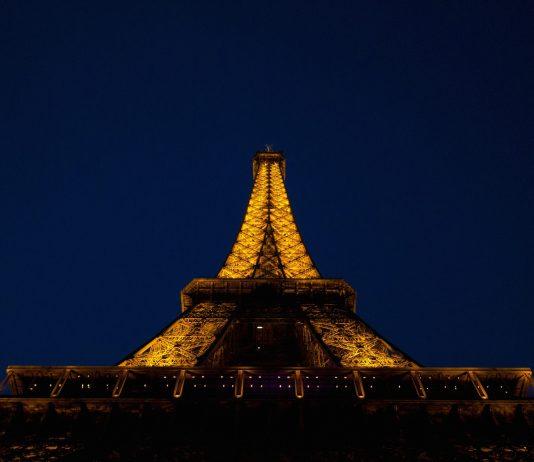 wieża paryż francja
