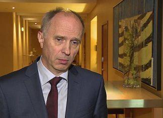 Andrzej Jakubiak, przewodniczący Komisji Nadzoru Finansowego