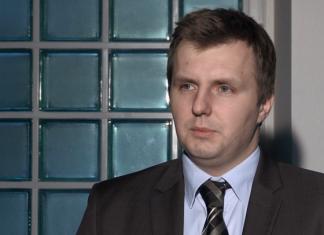 Grzegorz Maziak, analityk rynku paliw e-petrol