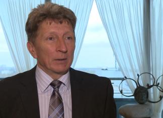 Sławomir Piński, dyrektor zarządzający Biniowo Park Golf Club