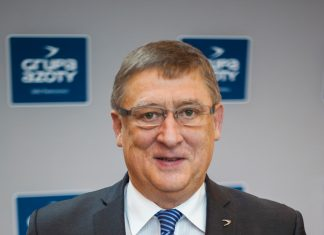 Witold Szczypiński, Wiceprezes Zarządu Grupy Azoty S.A.