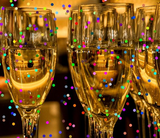 sylvester szampan