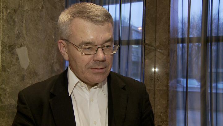 Bogusław Kowalski zKatedry Logistyki Wyższej Szkoły Bankowej wBydgoszczy orazekspert Zespołu Doradców Gospodarczych TOR