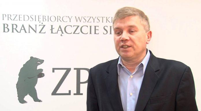 Cezary Kaźmierczak – Prezes ZPP