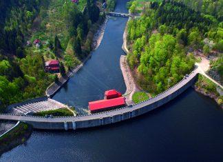 Tauron Ekoenergia elektrownia wodna w Pilchowicach