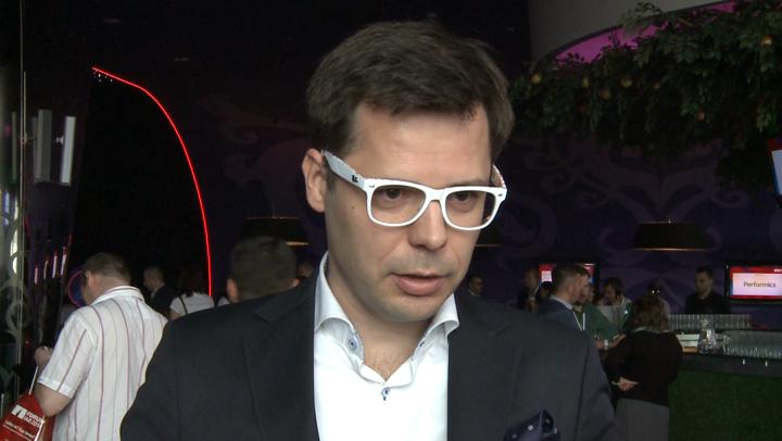 Jacek Świderski, Prezes Zarządu Grupy Wirtualna Polska