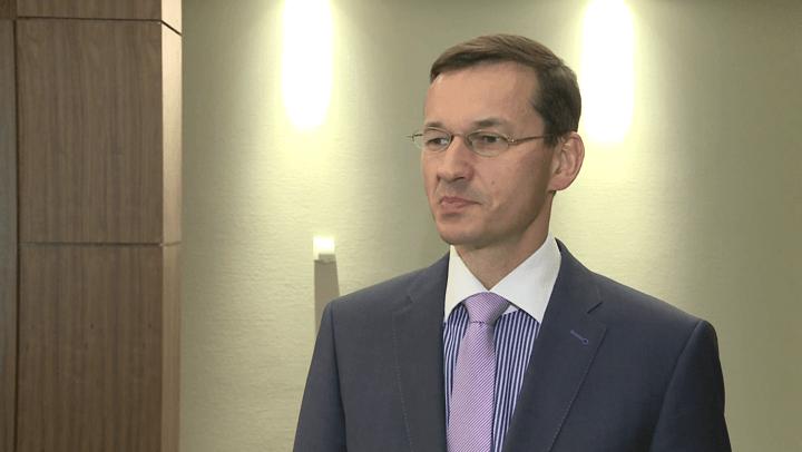 Mateusz Morawiecki, długoletni Prezes Banku Zachodniego WBK