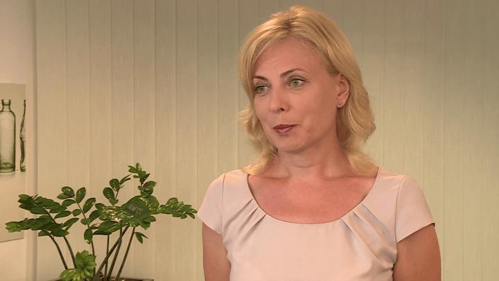 Iwona Jacaszek Dyrektor ds. korporacyjnych. Coca-Cola HBC Polska