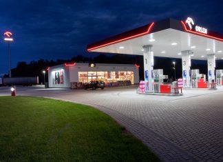 PKN Orlen, stacje paliw
