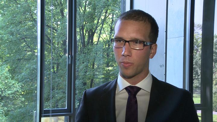 Marcin Gątarz, szef działu analiz Pekao Investment Banking