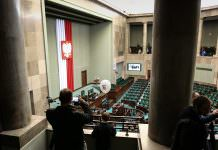 Sejm Warszawa