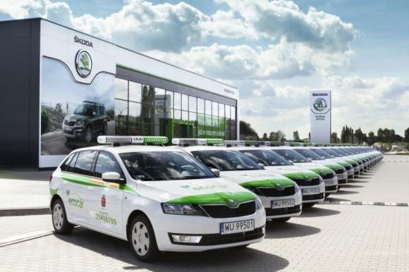 EcoCar poszerzył flotę samochodową