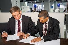 MESKO podpisuje list intencyjny z firmą Raytheon