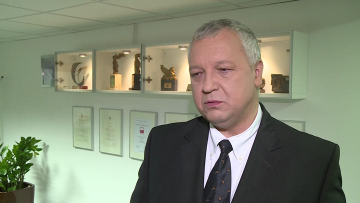 Jerzy Jóźkowiak, prezes Poczty Polskiej