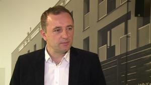 Andrzej Gutowski, dyrektor ds. sprzedaży i marketingu w Ronson Development
