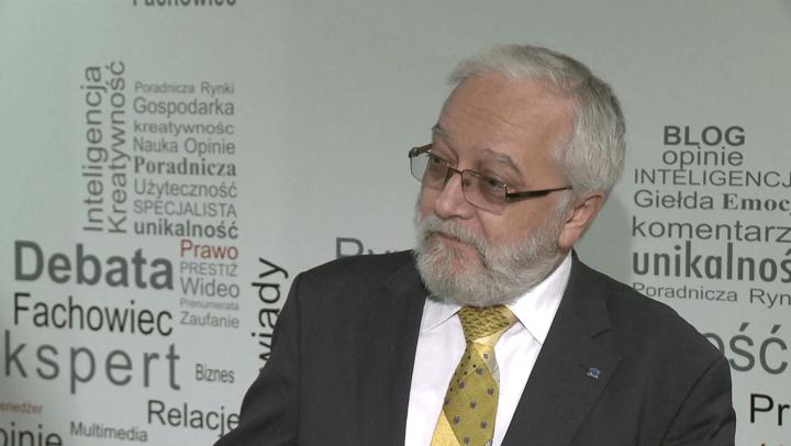 Andrzej Roter, dyrektor generalny Konferencji Przedsiębiorstw Finansowych