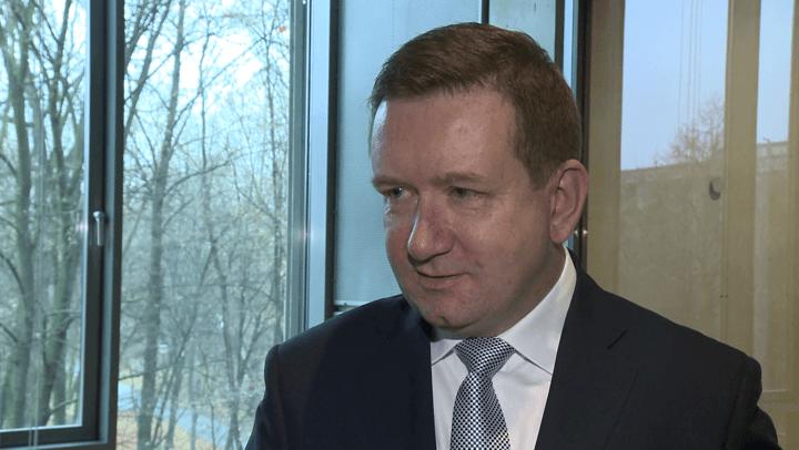 Marek Rybiec, prezes zarządu Skarbiec Holding S.A.