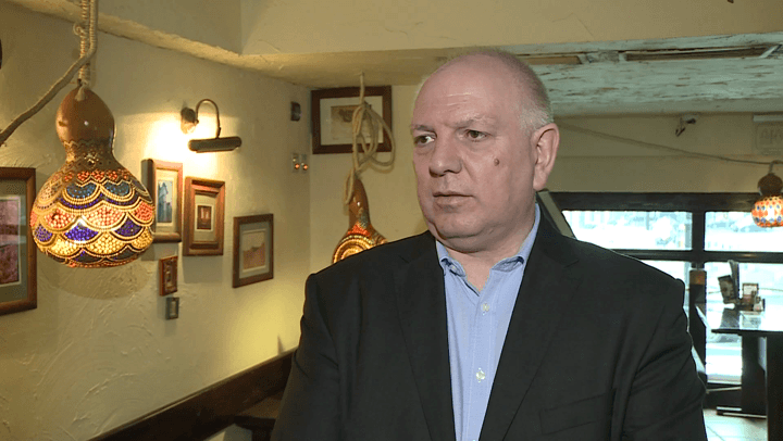 Sylwester Cacek, prezes zarządu Sfinks Polska SA.