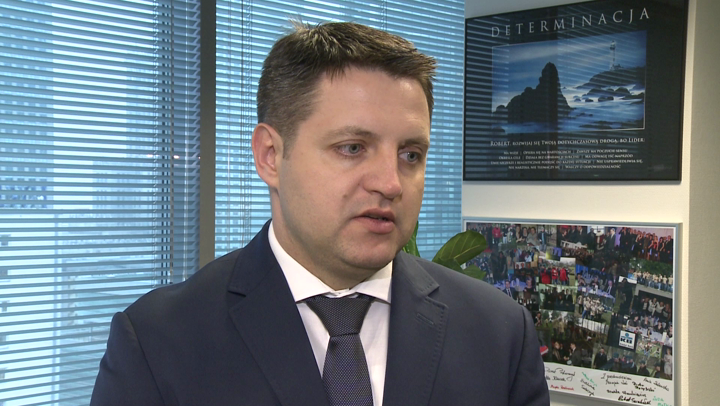 Robert Antczak, dyrektor Sprzedaży Produktów Bankowości Korporacyjnej BZ WBK