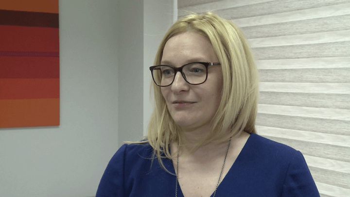 Patrycja Ptaszek-Strączyńska, dyrektor ds. finansów Macrologic