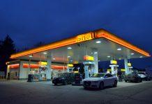 shell stacja benzynowa