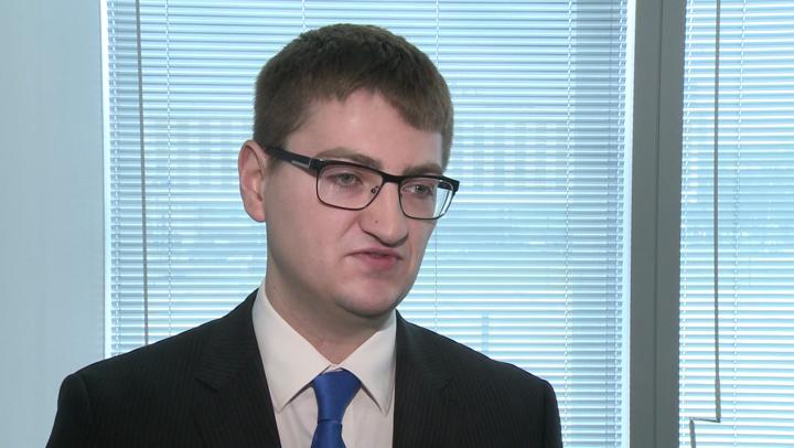 Rafał Kozioł, manager transakcji Domu Maklerskiego Michael/Ström