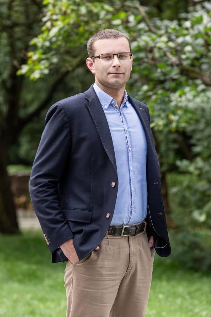 Przemysław Pruszyński Lewiatan