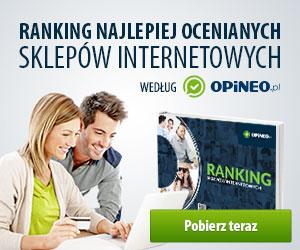 Ranking Sklepów Internetowych Opineo 2015