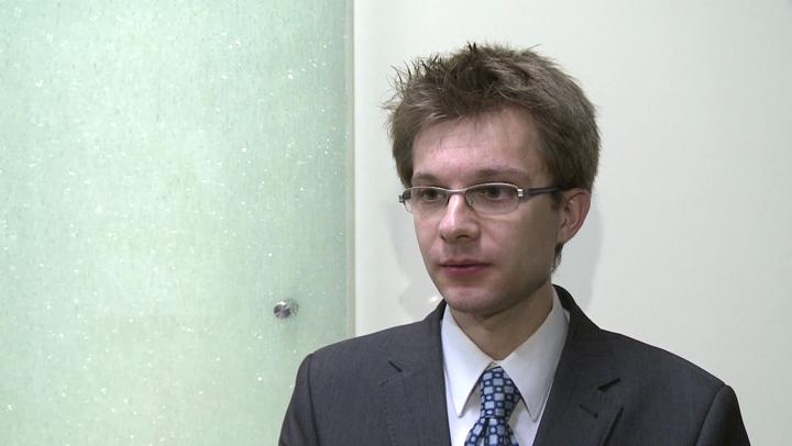 Lukasz Bugaj, analityk DM BOS