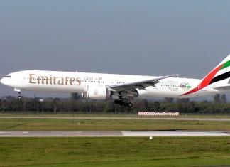 Boeing 777-300ER – Emirates