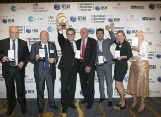 Zwycięzcy European Business Awards 2014/2015 nagrodzeni na gali w Londynie