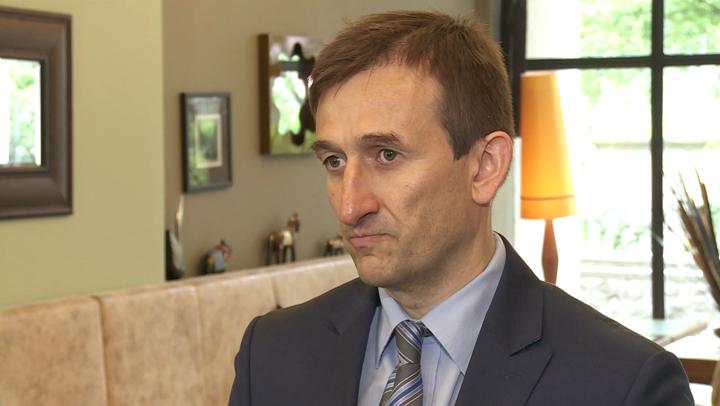 Krzysztof Matowski, dyrektor zarządzający firmy Rentokil Initial Polska