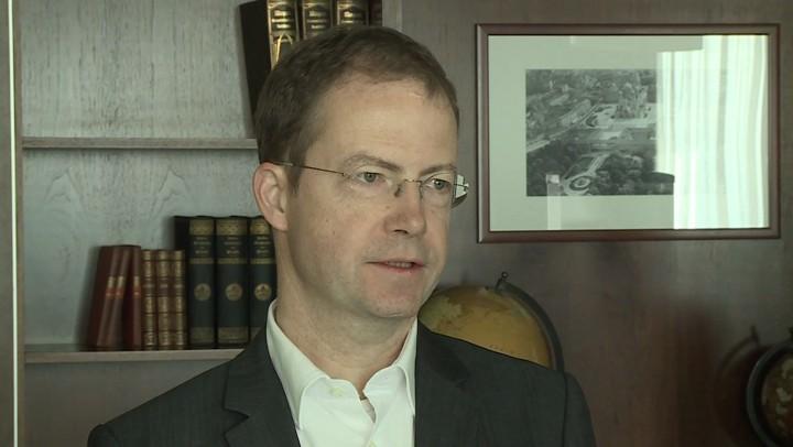 Christoph Salzer, dyrektor regionalny Warimpeks